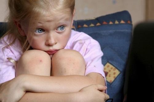 тревога и страх у детей