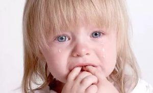 Плаксивость у детей