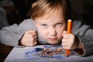 Детский психолог при агрессии у детей